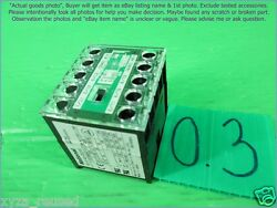 National PC-5-4a-DC24V BMP650504 Contactor as photo sn:006A dφm
