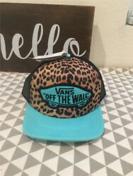 VANS OFF THE WALL GIRLS#x27; CLASSIC SNAP BACK MULTI COLOR BEACH CAP HAT 2950 $19.99
