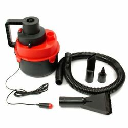 Portable Carpet Vacuum Cleaner Car Boat Wet Dry Min Cleaning  Air Inflating Pump