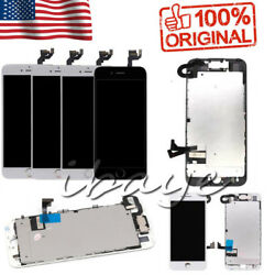 For iPhone 6 6s 7 7 Plus 8 Screen Replacement Lcd Digitizer Complete Home Button $37.99