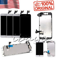 For iPhone 6 6s 7 7 Plus 8 Screen Replacement Lcd Digitizer Complete Home Button $33.69