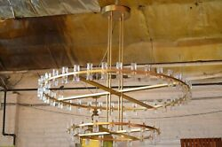 Restoration Hardware Chandelier Arcachon Round 2 Tier 60
