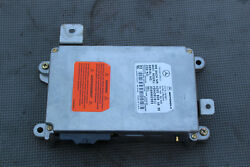 2000-06 w215 MERCEDES CL500 CHASSIS COMMUNICATION CONTROL MODULE COMPUTER V457