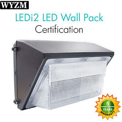 70W 125W LED Wall Pack Light Commercial Security Lighting 5700k Daylight White $552.00