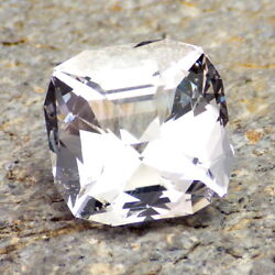 DANBURITE-MEXICO 15.56Ct CLARITY SI2P1-FACETED IN USA-TOP COLLECTOR GRADE! $288.00