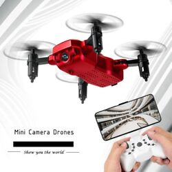 Foldable RC Quadcopter w/ Camera 200W Pixels FPV Quadcopter RC Drone Helicopter $39.00