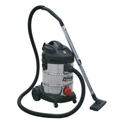 PC300SD Sealey Vacuum Cleaner Industrial 30ltr 1400W 230V Stainless Bin GBP 168.27