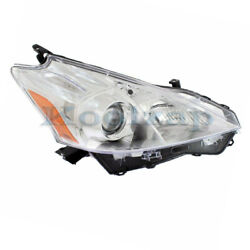 For 12 14 Prius V Wagon 1.8L Front Headlight Headlamp Head Light Lamp Right Side $187.95