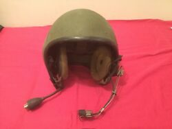 US AIR FORCE ARMY HELICOPTER FLIGHT HELMENT $189.00