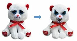 Feisty Pets Taylor Truelove Valentine Plush Bear with Fangs Gift New SHIPS FREE $17.07