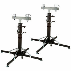 Global Truss ST-180 Extra Heavy Duty Tower Lifter woutriggers  Pair + Support