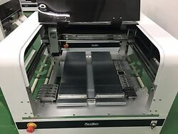 Cheap SMT Pick and Place Machine with 21 Feeders2 CamerasAuto Rails Prototype