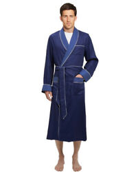 Mens Long Silk Satin Robe USA SELLER FAST SHIP #x27;#x27; 5 Day Delivery #x27;#x27; $24.99