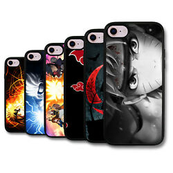 Anime Naruto Collection Deluxe Phone Case Cover Skin for Apple Huawei Motorola