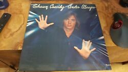 SHAWN CASSIDY UNDER WRAPS LP 1978 WARNER BROS RECORDS BSK-3222