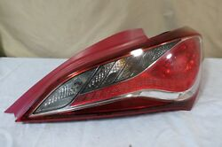 ✅ 13 14-16 Hyundai Genesis Coupe OUTER Tail Light Combo Lamp Right PASSENGER OEM