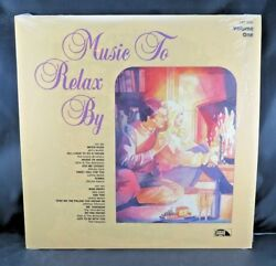 Music To Relax By  Various Artists Jerry Butler The Chordettes Volume One Vinyl