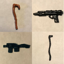Vintage Star Wars Figure Replacement Weapons amp; Accessories 163 items $3.34