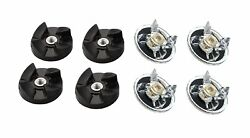 Blendin 8 Replacement Parts for Original Magic Bullet 4 Base Gears. 4 Blade Gea $9.99