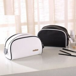 Leather Jewelry Bag Multi-function Zipper Creative Simple Portable Jewel C