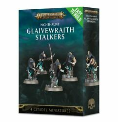 Easy to Build Glaivewraith Stalkers Warhammer Age of Sigmar NIB Flipside