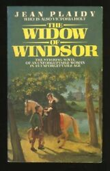 WIDOW OF WINDSOR By Jean Plaidy *Excellent Condition*