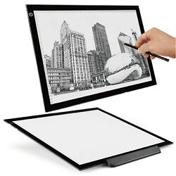 A3 Artist Light Box Tracing Table Pad Drawing Board - Portable LED Tablet