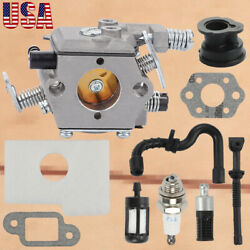 Carburetor For Stihl 017 018 MS170 MS180 Parts Chainsaw Air Fuel Filter Carb Kit $12.99