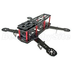 CopterX 250 Mini FPV Racing Drone Quadcopter Kit Frame Only Glass Fiber $13.99