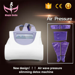 Blood circulation Massage lymphatic drainage to lose weight Air pressure device