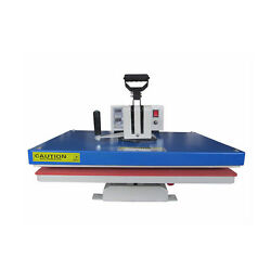 EFLE 110V Heat Press Machine T-Shirt Cap Printing Digital Controller Sublimation $1,302.59