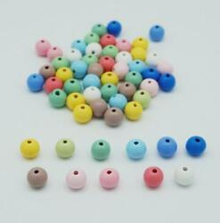 50pcs 12mm Wooden Beads Loose beads Jewelry Making Beading Pacifier clip Making