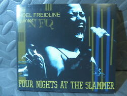 NOEL FREIDLINE QUINTET FOUR NIGHTS  AT THE SLAMMER 2 CDS 20 TUNES C PICS  4 SONG