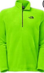 NWT Men's XXL North Face TKA 100 GLACIER 14 ZIP Fleece Pullover Climbing