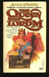 QUEEN AND LORD M By Jean Plaidy *Excellent Condition*