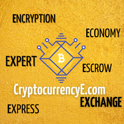 Cryptocurrencye.com — Cryptocurrency Crypto Premium Domain Name for Sale $ money