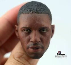 1 6 Scale Tracy McGrady Head Sculpt Basketball Star For Male 12#x27;#x27; Action Figure $22.55