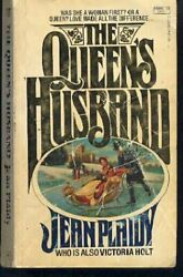 QUEENS HUSBAND By Jean Plaidy **Mint Condition**