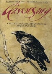 RAVENSONG: A NATURAL AND FABULOUS HISTORY OF RAVENS AND CROWS By Catherine Mint