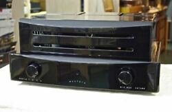 Ah! Ca-21 Tube Control Amplifier Mystere With instructions From Japan EMS Used