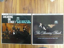LOT OF 2 GEORGE SHEARING 12