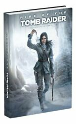 RISE OF TOMB RAIDER COLLECTOR'S EDITION GUIDE By Prima Games - Hardcover