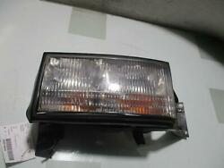 95 CADILLAC DEVILLE LEFT HEADLAMP