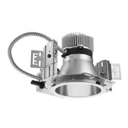 Lithonia Lighting 6 in. Recessed Silver LED Commercial Downlight Housing