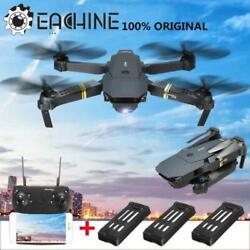 Eachine E58 WIFI FPV Foldable Arm Drone Quadcopter High Hold Mode, Headless Mode $169.99