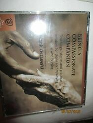 BEING A COMPASSIONATE COMPANION CD By Frank Ostaseski *Excellent Condition*