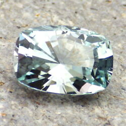 UNTREATED BLUE TOPAZ-NAMIBIA 9.07Ct CLARITY SI2-UNIQUE FACETING-COLLECTOR GRADE $117.00
