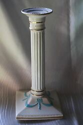 1890s Copeland The Odsey Candlestick Mortlock's Oxford Street
