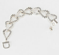 Brighton Beach Heart Magnetic Bracelet