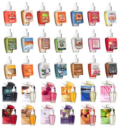 Wallflowers Bath and Body Works Refill 2 Pack or Single Big Selection Scents $8.49